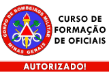CORPO DE BOMBEIROS DE MINAS GERAIS – CFO